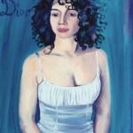 Lily Dior (oil/canvas, 1996)