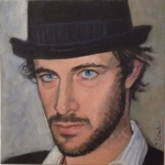 Oliver (2010, Oil/canvas)