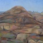 The Gap - oil/canvas