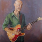 Carl Dewhurst, guitarist